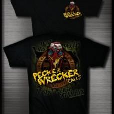 Original Black Pecker Wrecker T-Shirt