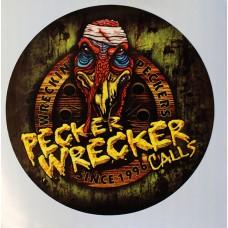Pecker Wrecker Decal